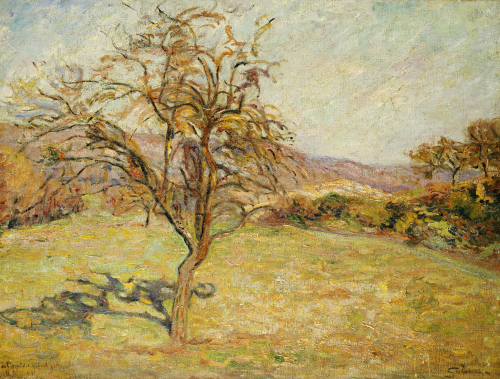 Landscape, 1890 by Jean-Baptiste-Armand Guillaumin