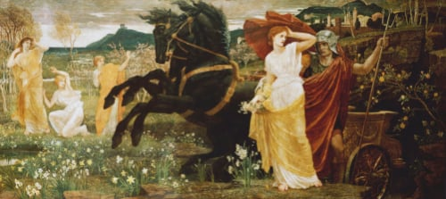 The Fate Of Persephone, 1877 by Walter Crane