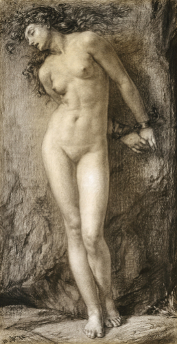 Andromeda, 1872 by Sir Edward John Poynter