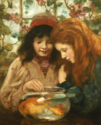 The Goldfish Bowl by William Stewart MacGeorge