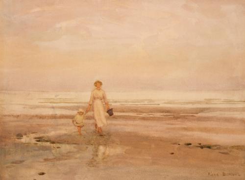 Paddling by Rose Maynard Barton