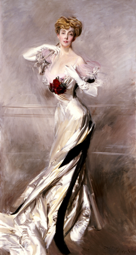 Portrait Of The Countess Zichy, 1905 by Giovanni Boldini