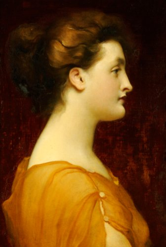 Candida by Lord Frederic Leighton