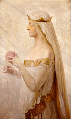 Fair Rosamund, 1905 by Herbert Sidney