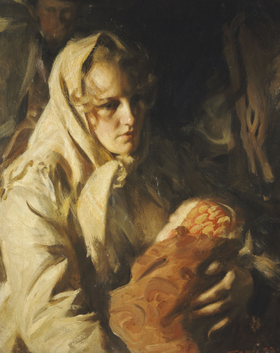 Madonna by Anders Leonard Zorn