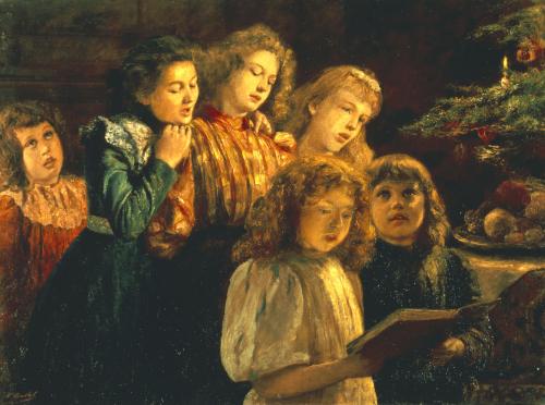 The Choir by Paul Barthel
