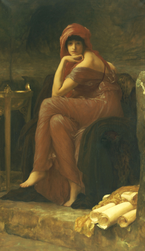 Sybil by Lord Frederic Leighton