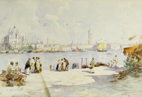 La Giudecca, Venice. Paolo Sala by Paolo Sala