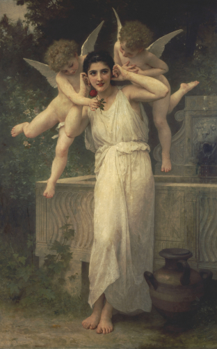 L'Innocence by Adolphe William Bouguereau