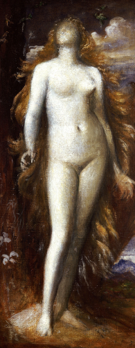 She Shall Be Called Woman by George Frederic Watts