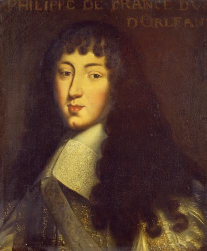 Portrait Of Philippe De France, Duc D'Orleans (1640-1701), Circa 1665 by French School