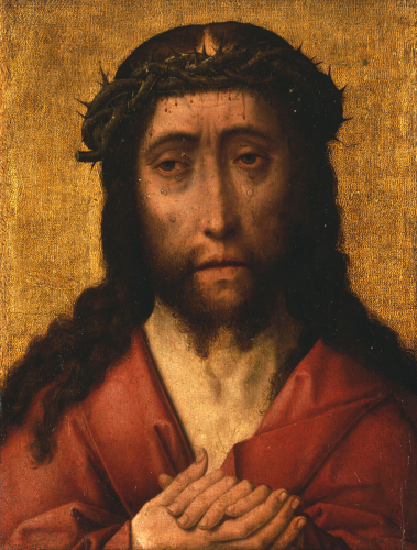 Christ, The Man Of Sorrows by Albrecht Bouts