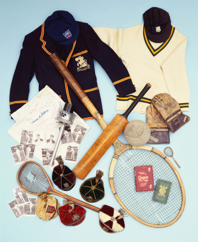 Cricket & Tennis Memorabilia by Christie's Images