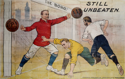 The Boro Still Unbeaten by Christie's Images