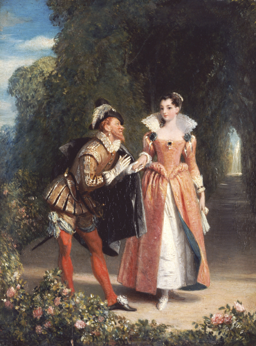 The Proposal by Charles Robert Leslie