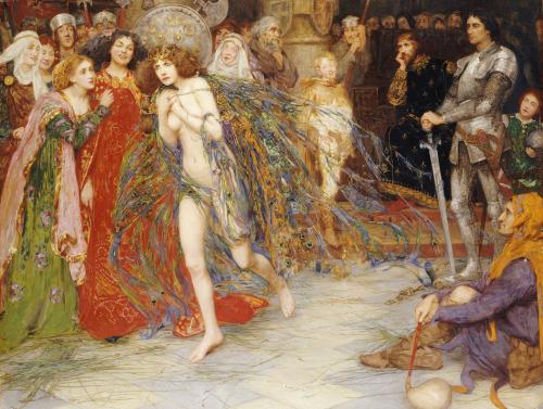 The Magic Mantle by Isobel Lilian Gloag