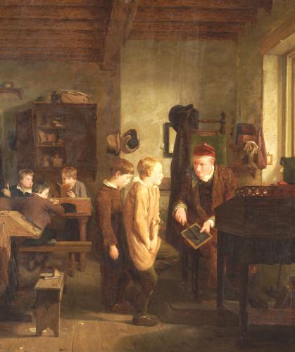 Idle Boys, 1815 by William Mulready