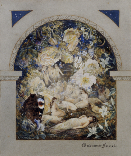 Midsummer Fairies by Etheline E. Dell