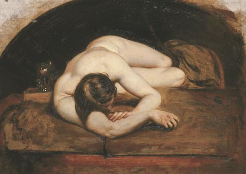 Despair by William Etty