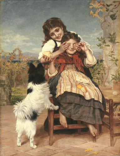 Guess Again by Sophie Anderson