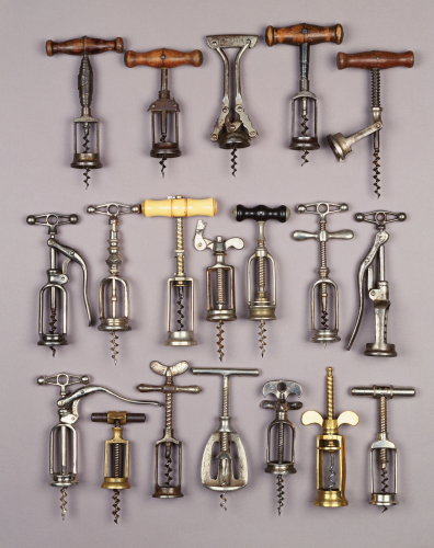 Vintage Corkscrews by Christie's Images