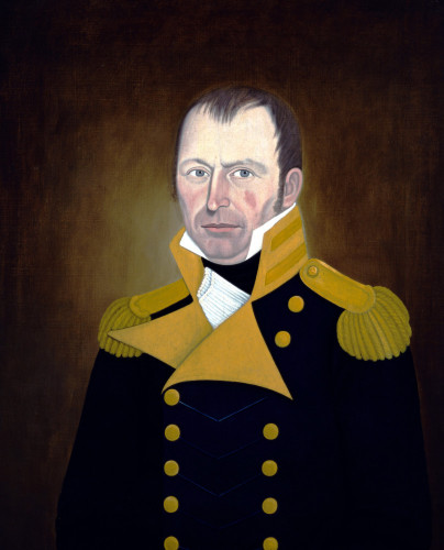 General John Perley by John Brewster