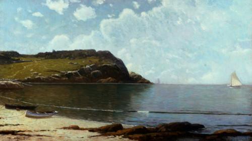 Summer Sailing by Alfred Thompson Bricher