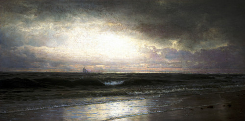 Ebb Tide by William Trost Richards