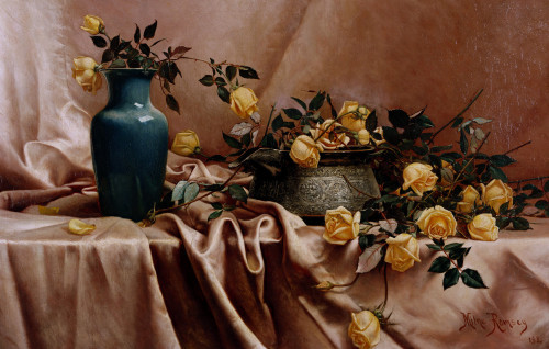 A Study In Roses by Milne Ramsey