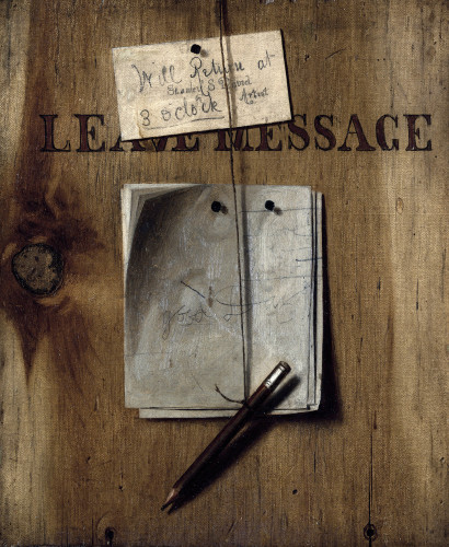 Leave Message by Descott Evans