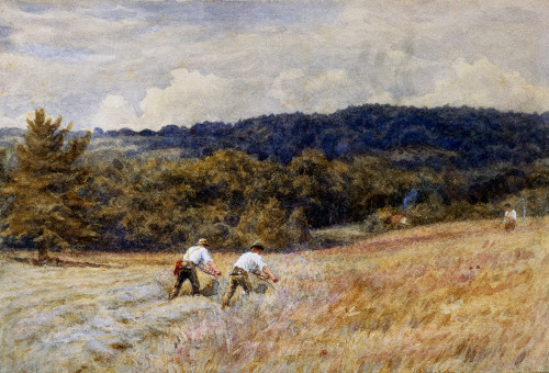 The Reapers by Helen Allingham