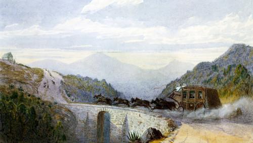 Puente Del Paso Del Macho by Anthony Carey Stannus
