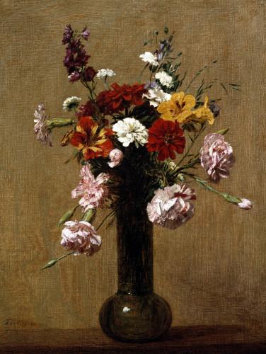 Petit Bouquet by Ignace-Henri-Théodore Fantin-Latour