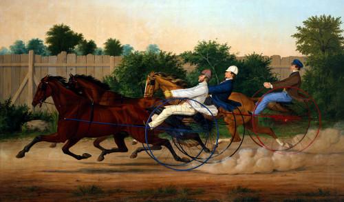 Miller's Damsel, George M by Louis Maurer