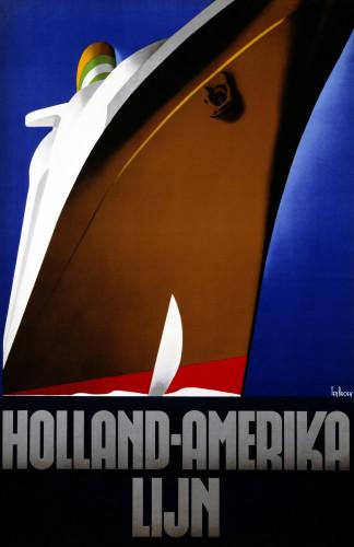 Holland Amerika Lijn by Ten Broek