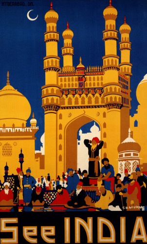 See India, Hyderabad by C. D. Deuskar