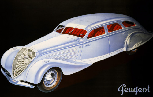 Peugeot 402 by Christies Images