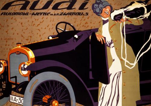 Audi by Josef Rudolph Witzel