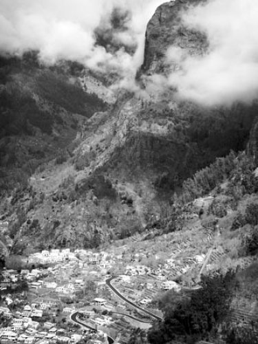 Madeira Landscapes - Nuns Valley by Paul Warner