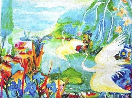 Journey's End by Luisa Gaye Ayre