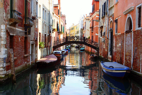 Venice by Wayne Williams