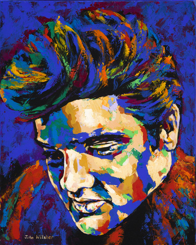Elvis by John Wilsher