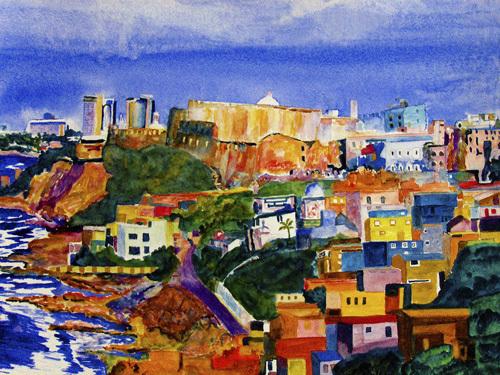 Costa Rica by Luisa Gaye Ayre