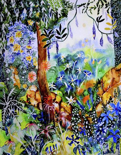 Natures Return by Luisa Gaye Ayre