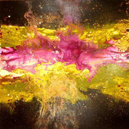 Nebula by Elizabeth O'Connor