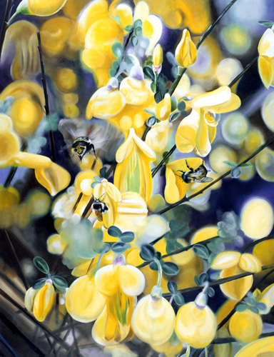 The Lightness of Bee-ing by James Knowles