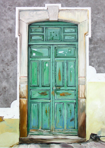 Puerta Verde by James Knowles