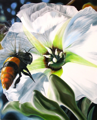 Bee-ing There by James Knowles