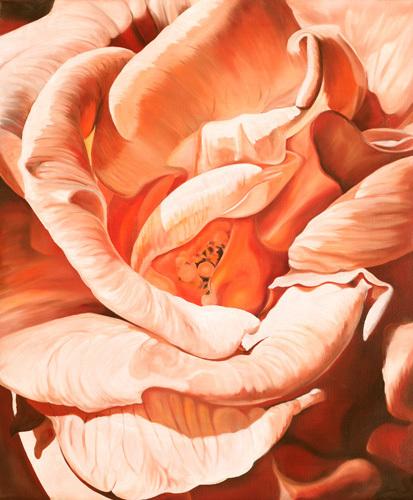 Rosa Dorada by James Knowles