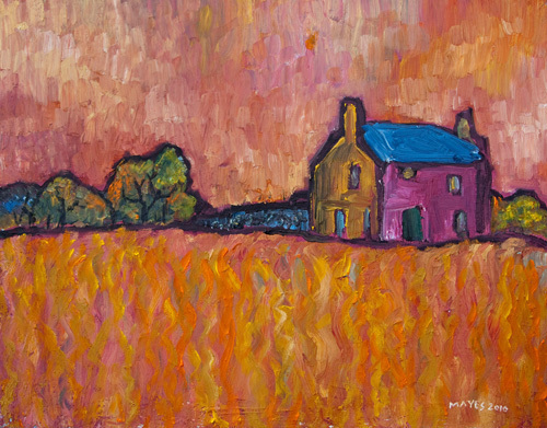 Wheatland by Jeremy Mayes
